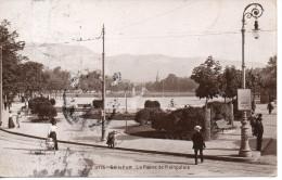 CP - GENEVE - LA PLAINE DE PLAINPALAIS - J. J. - 3715 - GE Geneva