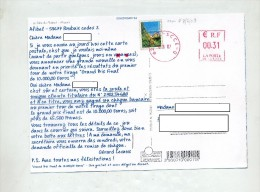 Carte Speudo Entier Cote Machine 62 Dnc-scce -g Vue Cheval Bateau - Poststempel (Briefe)