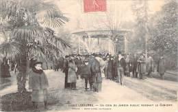 33 - Libourne - Un Coin Du Jardin Public Pendant Le Concert - Libourne