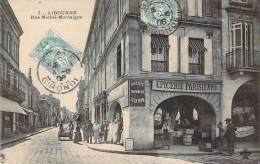 33 - Libourne - Rue Michel Montaigne (Epicerie Parisienne) - Libourne