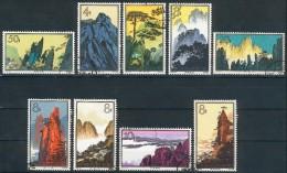 China, Block China,Lot Aus MiNr.744/755 O - 1949 - ... République Populaire