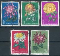 China, Block China,Lot Aus MiNr. 577/582 O - 1949 - ... République Populaire