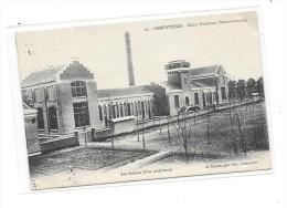 7183 - 59 - ARMENTIERES Ecole Nationale Professionnelle, Les Ateliers - Armentieres