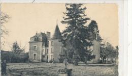 LENCLOITRE  Le Château De La Boutière Monsieur Roiux    7101 - Lencloitre