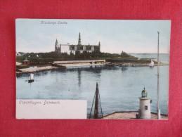 Denmark Copenhagen  Kronborgs Castle    Ref 1640 - Denmark