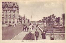 LA BAULE - 44 - Les Boulevards - La Baule-Escoublac