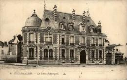 BANQUES - CAISSE D´EPARGNE - COULOMMIERS - Banques