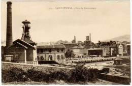Saint Etienne - Puits De Montrambert - Saint Etienne