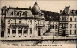 BANQUES - CAISSE D´EPARGNE - EPINAL - Banques