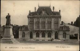 BANQUES - CAISSE D´EPARGNE - BAR-LE-DUC - Banques