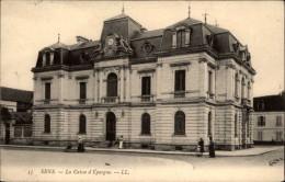 BANQUES - CAISSE D´EPARGNE - SENS - Banques