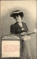 BANQUES - Bureau De Placement - Bergeret - Banques