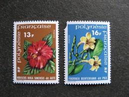 Polynésie: Paire N° 119 Et N° 120, Neufs XX. N° 120 : 2° Choix. Cote = 6.50 Euros. - Neufs