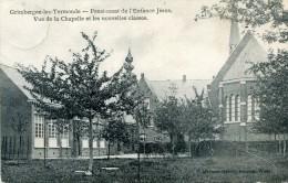 Grimbergen ( misdruk ) Grembergen -lez-Termonde  Pensionnat de l'Enfance J�sus Vue de la Chapelle et les nouvelles class