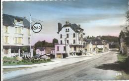 Aveyron : Rieupeyroux, Route De Villefranche Et Quartier Neuf - France