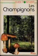 LES CHAMPIGNONS / GUIDE POINT VERT Chez HATIER Par Patrick JOLY (CNRS) / BON ETAT - Livres, BD, Revues
