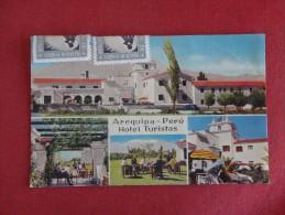 Peru Arequipa  Hotel Turistas   Ref 1641 - Perú