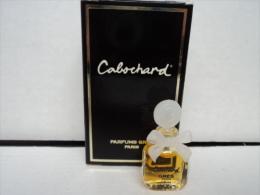 """GRES """" CABOCHARD"""" MINI PARFUM NOEUD BLANC  1,8 ML  VOIR ET LIRE !! - Miniatures Modernes (à Partir De 1961)"""