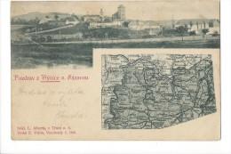 10945 -  Pozdrav Z Tynice Nad Sazavou - Tchéquie