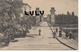 DEPT 33 : Sainte Foy La Grande , Entrée Du Pont - Andere Gemeenten
