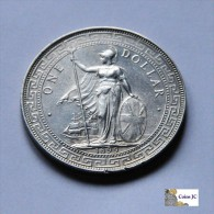 Gran Bretaña - Trade Dollar - Bombay - 1899 - Sin Clasificación