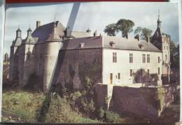 Belle Carte Photo Ecaussinnes Lalaing Le Chateau Fort Edition Le Berrurier  Top - Ecaussinnes
