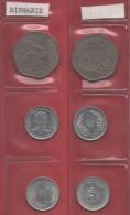 MYANMAR BIRMANIE Lot De 3 Pièces De Monnaie / Coin / Münze - Myanmar