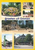 Netherlands Groeten Uit Emmen Multi View - Emmen