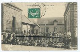 CPA -  L'Etoile - Ecole Des Filles- - France
