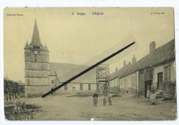CPA -  Cappy - L'Eglise - Otros Municipios