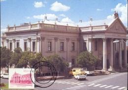 Maximumkaart - Maximum Card  Kimberley Town Hall - Stadsaal 1984 - Non Classés