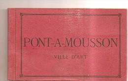 Carnet De 10 Cartes Detachables - Pont A Mousson