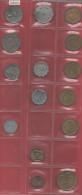 ISRAEL Lot De 15 Pièces De Monnaie / Coin / Münze - Israël
