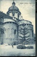 ITALY SICILIA CATANIA 1927 NICE MIXED FRANKING POSTCARD