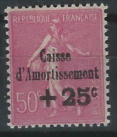 FF-/-538-. N° 254.  *  , Cote  35.00 € , INFIME TRACE,  VOIR  LES SCANS - France