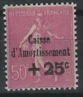 FF-/-538-. N° 254.  *  , Cote  35.00 € , INFIME TRACE,  VOIR  LES SCANS - Ongebruikt