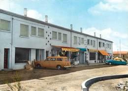 -gd Format - Herault -ref L595-la Redoute Portiragnes -le Centre Commercial -plan Voitures - Automobile -carte Bon Etat- - France