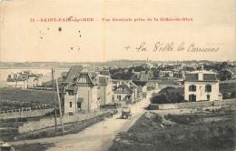 SAINT PAIR SUR MER VUE GENERALE PRISE DE LA GRACE DE DIEU - Saint Pair Sur Mer