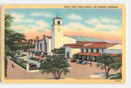 (5) - CA LOS ANGELES, NEW UNION STATION