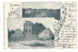10947 -  Pozdrav Z Nemycevsi Nemyceves - Tchéquie