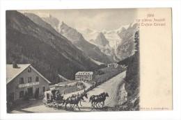 10951 -  Hôtel Zur Schönen Aussicht Mit Trafoier Eiswand Hotel Edelweiss Diligence - Italie
