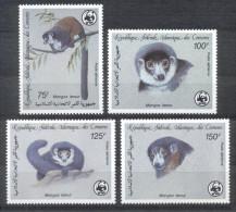 Komoren - Comores 1987 - Michel Nr. 792 - 795 ** - Komoren (1975-...)