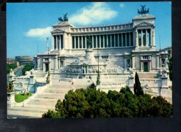 J865 Roma, Monumento A Vittorio Emanuele -  Altare Della Patria - Monument - Altare Della Patria