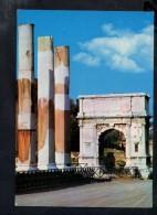 J873 Roma, Arco Di Tito E La Via Sacra - Storia Romana, Roman History, Archeologia, Archeologie, Archeology - Roma
