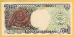 INDONESIE - Billet De 500 Rupiah. 1992. Pick: 128a. NEUF - Indonésie