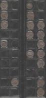 GRANDE-BRETAGNE Lot De 17 Pièces De Monnaie / Coin / Münze (01) - Collections