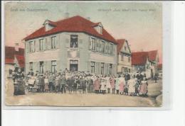 67 QUATZENHEIM Gruss Zum Stern - France