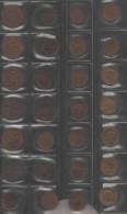 GRANDE-BRETAGNE Lot De 28 Pièces De Monnaie Anciennes / Coin / Münze (09) - Collections