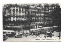 (1925-75) Paris - Le Boulevard Montmartre - Angle De La Rue De Montmartre - District 09
