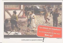 BOOMERANG - LES ENFANTS DE TIMPELBACH - FILM DE NICOLAS BARY  - PRODUIT OU COPRODUIT EN WALLONIE - Publicité